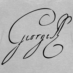 George III Signature - Baby T-shirt