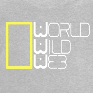 World Wild Web - Baby-T-shirt