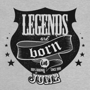 All legends born June birthday gift - Baby T-Shirt