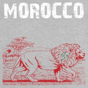 Nation-Design Morocco Lion - Baby T-Shirt