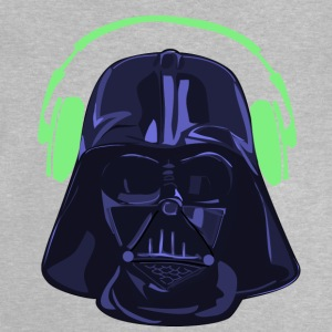 Vader purple green - Baby T-Shirt
