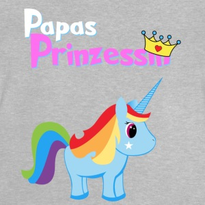 Papas Prinzessin - Baby T-Shirt