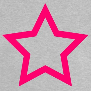 Pink star - Baby T-Shirt