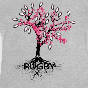 THE RUGBY TREE - Baby T-Shirt