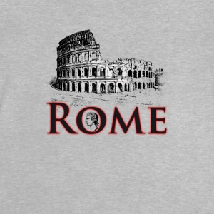 Rome italy holiday Colosseum caesar antique travel gif - Baby T-Shirt