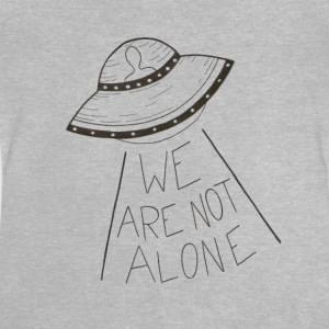 We are not alone - T-shirt Bébé