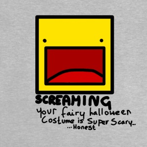Halloween Screaming - Vauvan t-paita
