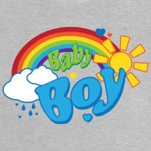 Rainbow Baby Boy - Baby T-shirt