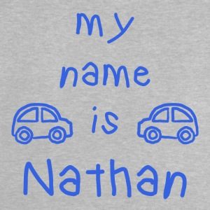 MEIN NAME IST NATHAN - Baby T-Shirt