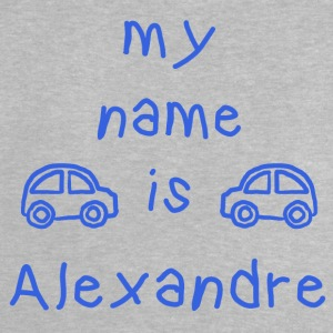 ALEXANDRE MY NAME IS - Baby T-Shirt