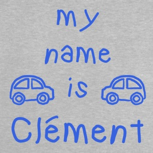 CLEMENT MY NAME IS - Baby T-Shirt