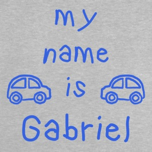GABRIEL MY NAME IS - Baby T-Shirt