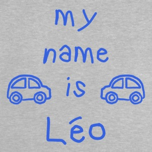LEO MY NAME IS - T-shirt Bébé