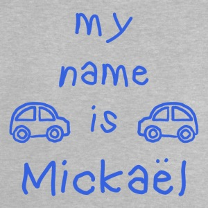 MICKAEL MY NAME IS - Baby T-Shirt