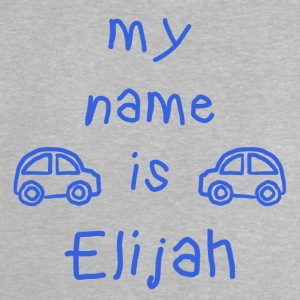 ELIJAH MY NAME IS - Baby T-Shirt