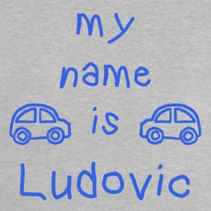 Ludovic MY NAME IS - Baby-T-skjorte