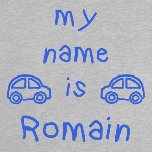 MY NAME IS ROMAN - Baby-T-skjorte