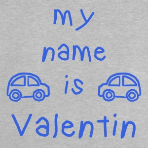VALENTIN MY NAME IS - Baby T-Shirt