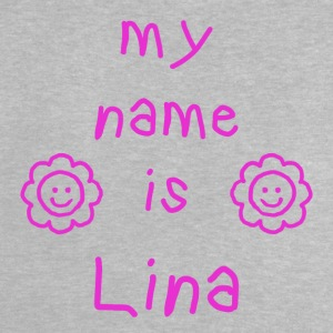 LINA MY NAME IS - T-shirt Bébé