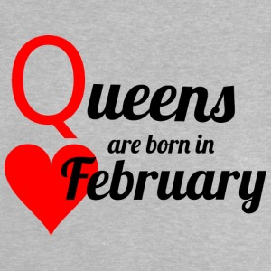 Queen of February - Baby T-Shirt