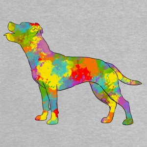 staffie Multicolor - Baby T-shirt