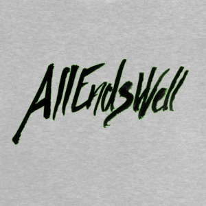 AllEndsWell Logo Black - Baby T-shirt