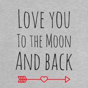 Love you to the moon - Baby T-Shirt