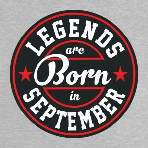 Legends September Born Birthday Gift Geb - Baby T-Shirt