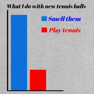 Tennis stat 1 - Baby T-shirt