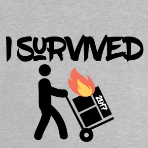 I survived 2017 - Baby T-Shirt