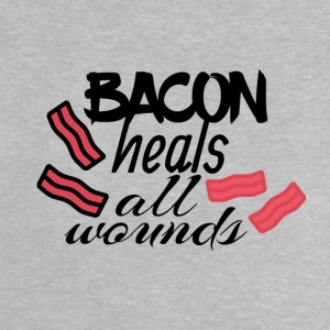Bacon heals everything - Baby T-Shirt