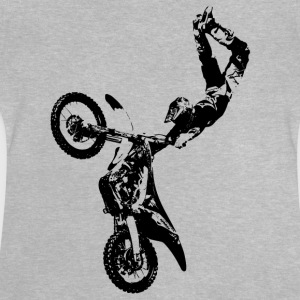 Motorcross black - Baby T-Shirt