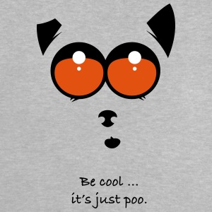 Be cool and poo - Baby T-Shirt