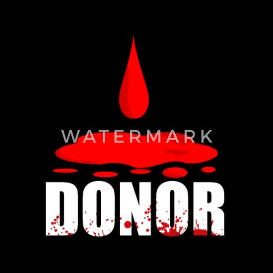 Blutspende Geschenk Blut Spenden Spende Baby T Shirt