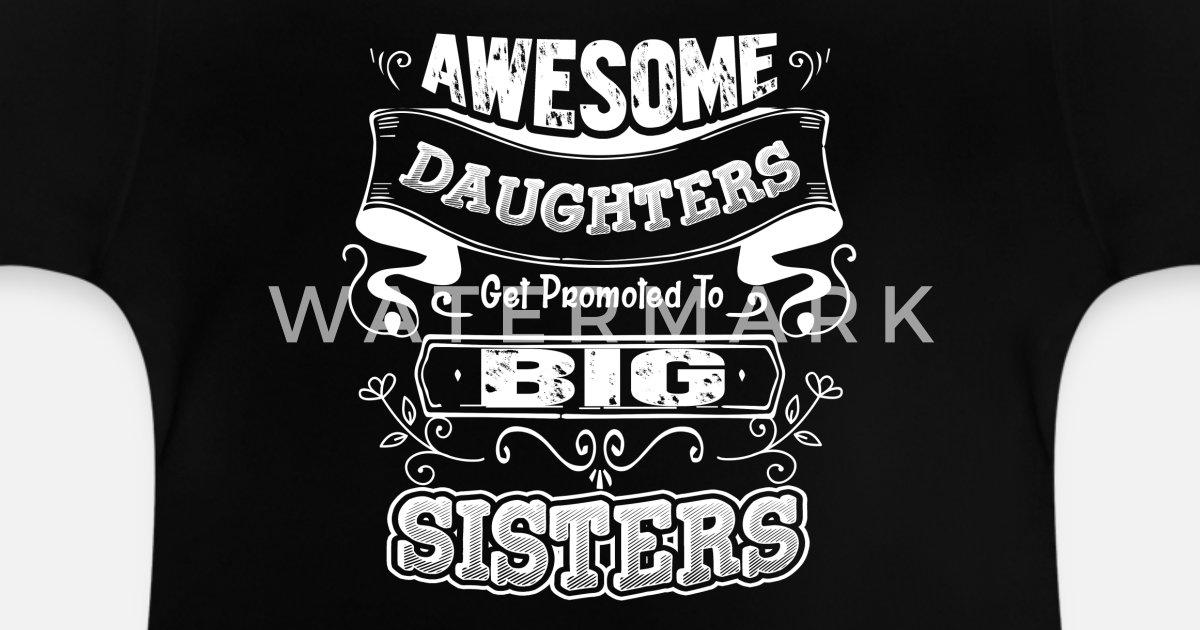 Søster med stor S   T skjorte, Søstre, Bomull