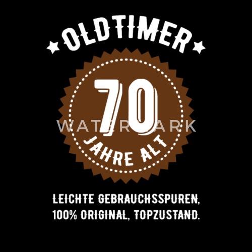 Geburtstag 70 Jahre Oldtimer Von Eagledesign Spreadshirt