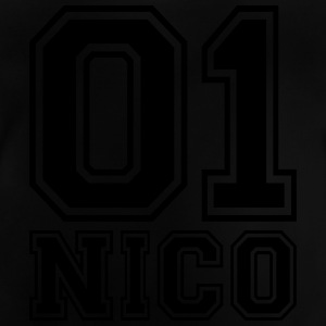 Nico - Name - Baby T-Shirt