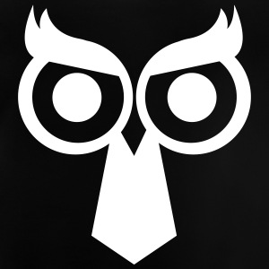 Mr Owl - T-shirt Bébé