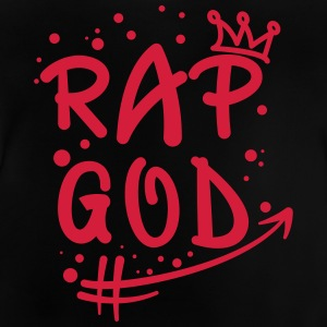 Rap Gud Grafitti - Baby T-shirt