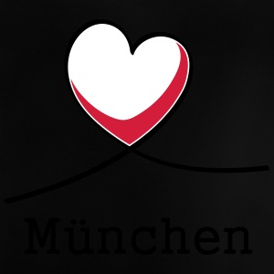 I love Munich! - Baby T-Shirt
