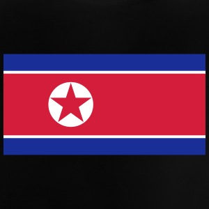 Nationale Vlag Van Noord-Korea - Baby T-shirt