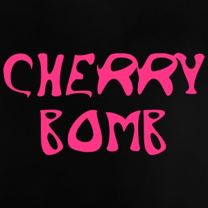 Cherry Bomb Graffiti - Baby-T-shirt