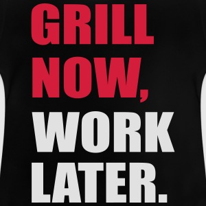 grill - Baby-T-shirt