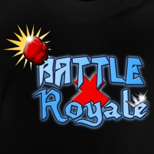 Bataille Royale Cross Logo - T-shirt Bébé