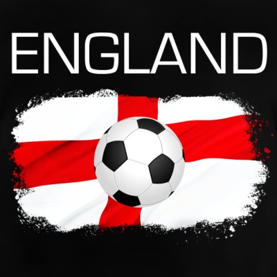 England football fan flag gift