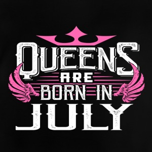 Queens Birthday July - Baby T-Shirt