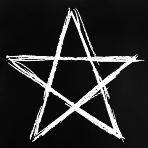 pentagram wit - Baby T-shirt