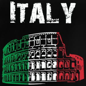 Nation-Ontwerp Italië 01 - Baby T-shirt
