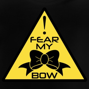 CheerleaderCollection Fear My Bow Multicolor - Baby T-Shirt
