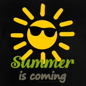 SummerIsComing - Camiseta bebé